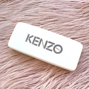 Kenzo Paris designer sunglasses hard case only